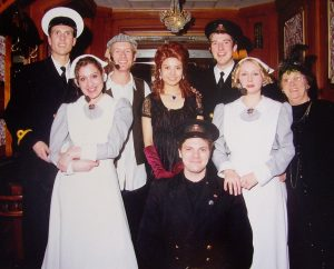 "2001-2003: ""Jessie of the Titanic"""