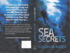 Sea Secrets - Cover