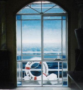 Titanic First Class Window